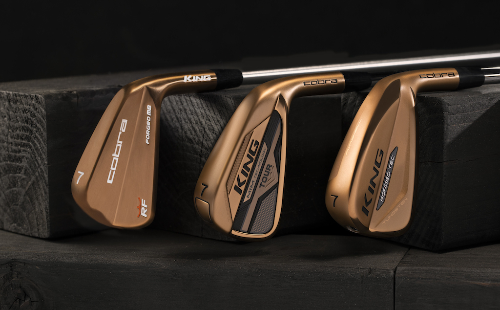 COBRA Golf Copper Series